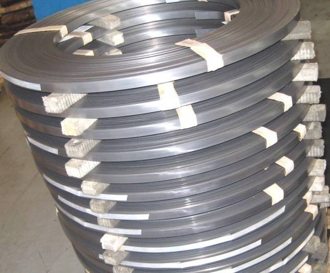 bimeal strips for producing bimetal hacksaw blade
