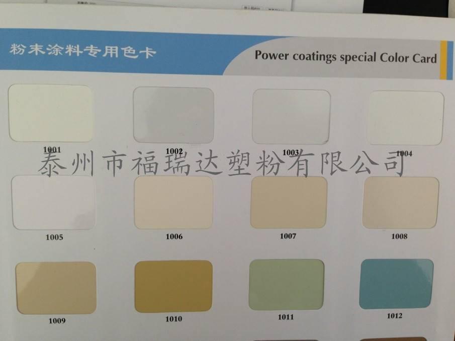 Supply Epoxy powder coating