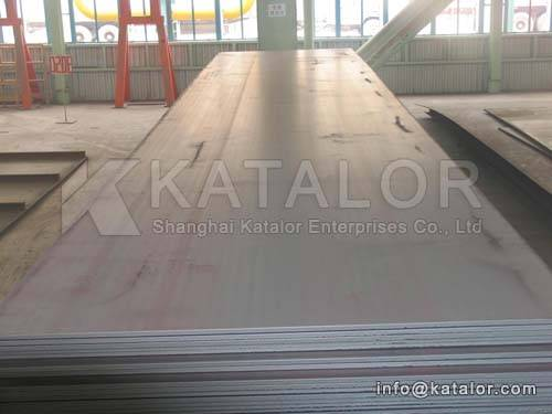 UNI 7846 C55 steel plate high carbon steel