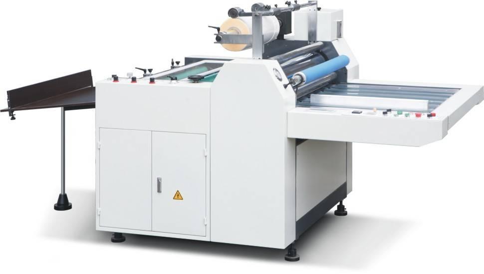 CE-SEMI-AUTO Lamination machine Model YFMB