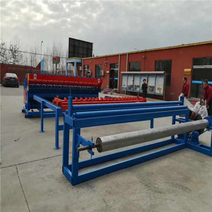 Automatic net winding machine