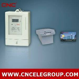 DDSY726 Single-phase Electric Pre-paid Meter