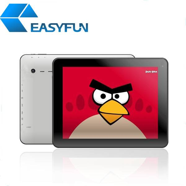 9.7 inch Tablet PC/MID Allwinner A20 Android 4.2 1G/8G 5-point touch Dual camera