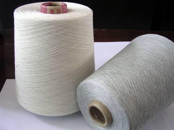 100 % Ring Spun Polyester Yarn for Weaving and Knitting