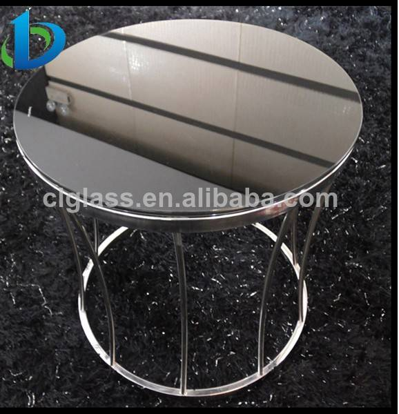 round tempered glass for furniture