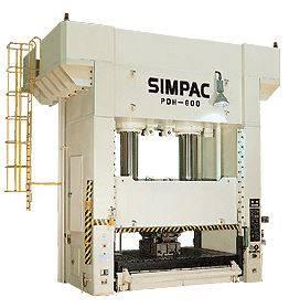 SIMPAC hydraulic press machine