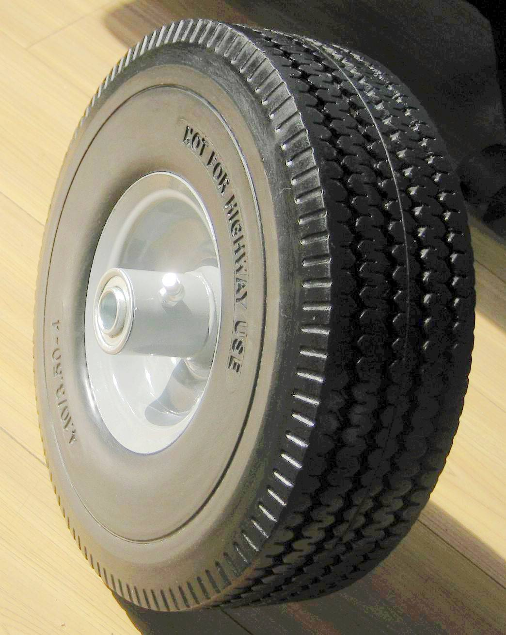 PU wheel/10410/350-4