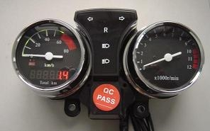 ATV Meter with double dial plate(BX/STCSB-LED1)