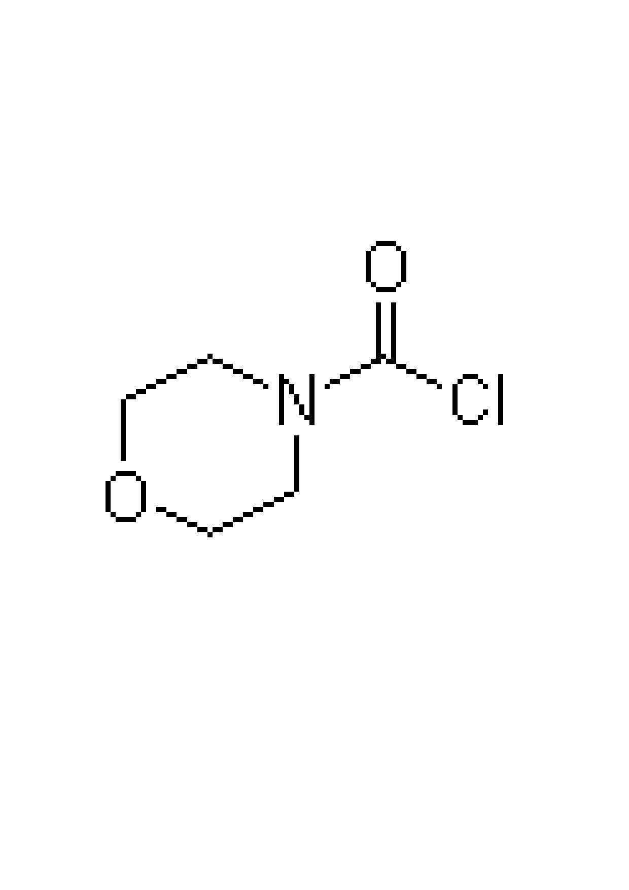 4-Morpholinecarbonyl chloride