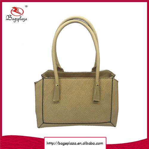 Fashion wholesale ladies pvc handbag H071