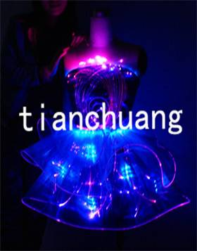 LED Dress For Stage Performance