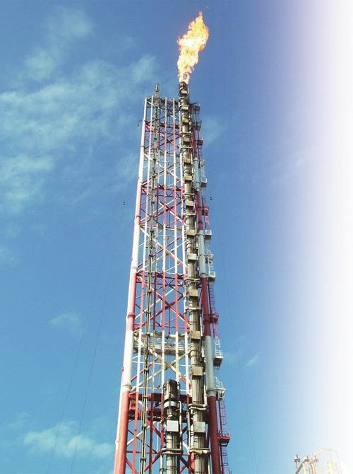 Flare System with EPC solution