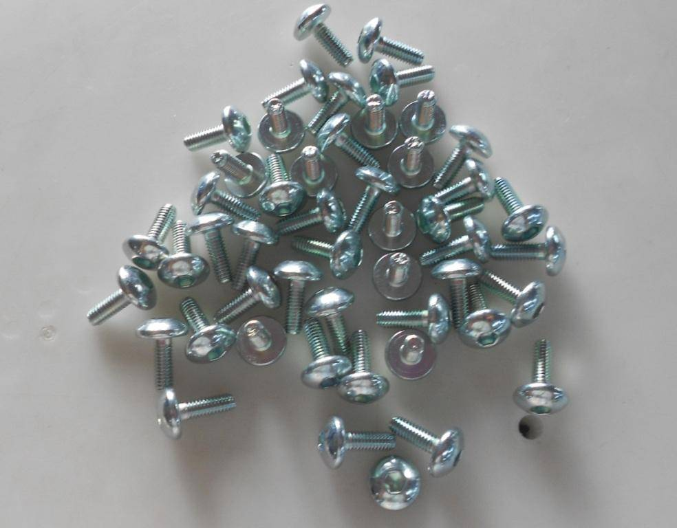 ISO7380 Hexagon Socket Button Head Screw