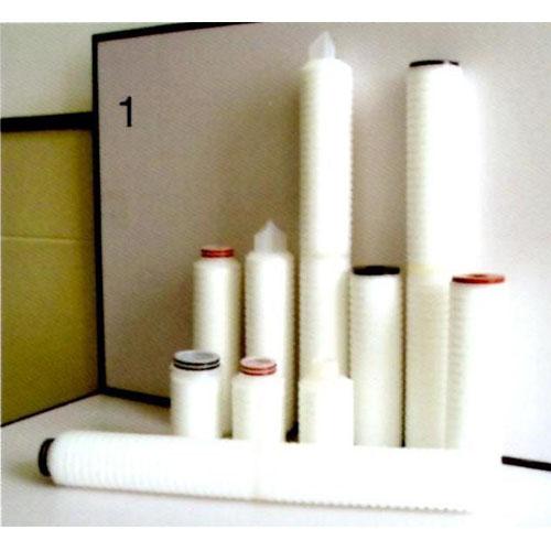 Polypropylene Pleated Filter Cartridge