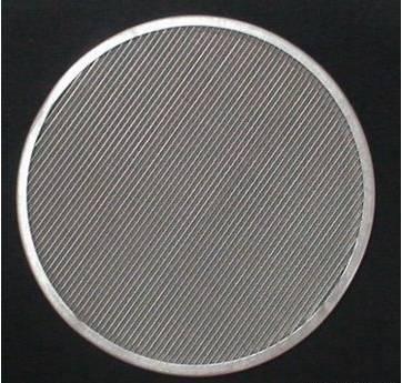 Package Edge Filter Filter Disc Metal Filter