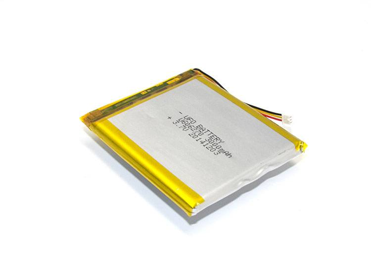 3.7V 3000mAh Lithium ion Polymer Battery - UFO Energy