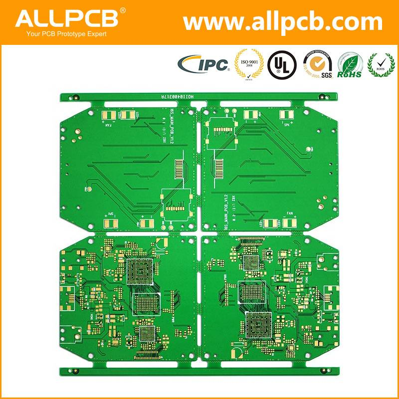 high quality customized pcb circuit board prototyping service
