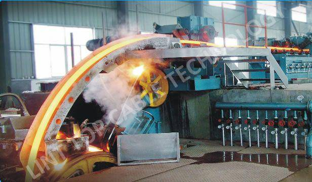Copper Rod Continuous Casting and Rolling line
