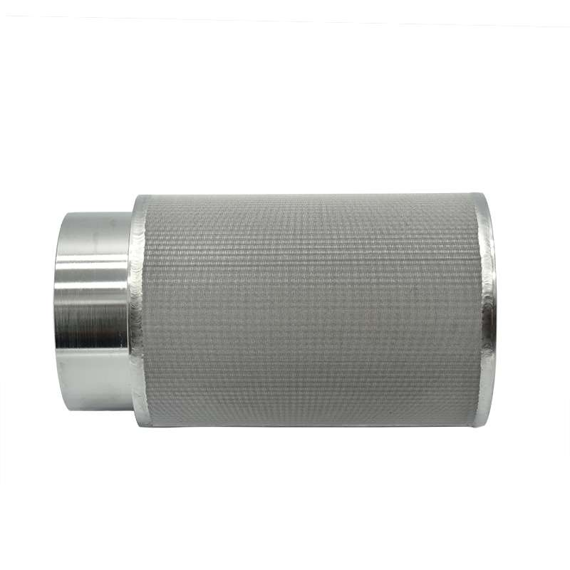 Metal Mesh Candle Filter Elements