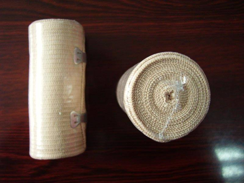 Sell High Elastic Bandage, Silver Pink Color