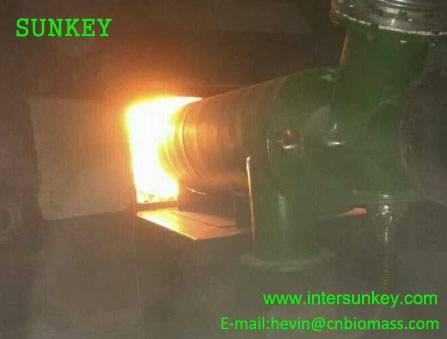 SUNKEY energy saver biomass gasifier