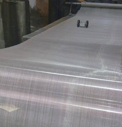 Stainless Steel Plain-woven Wire Mesh
