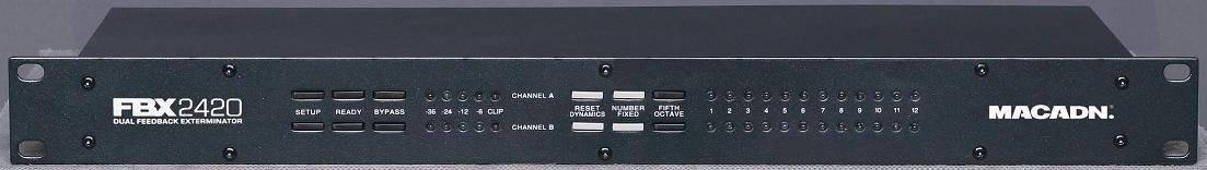 FBX 2420 Feedback Destroyer