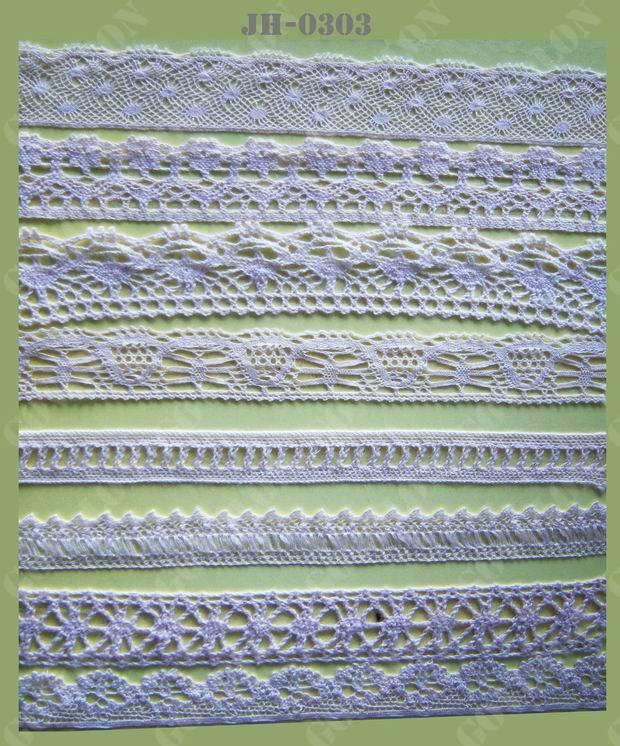 Cotton Crochet Lace (JH-0303)
