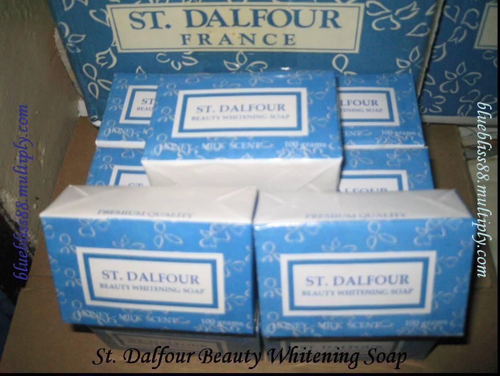 St. dalfour Soap