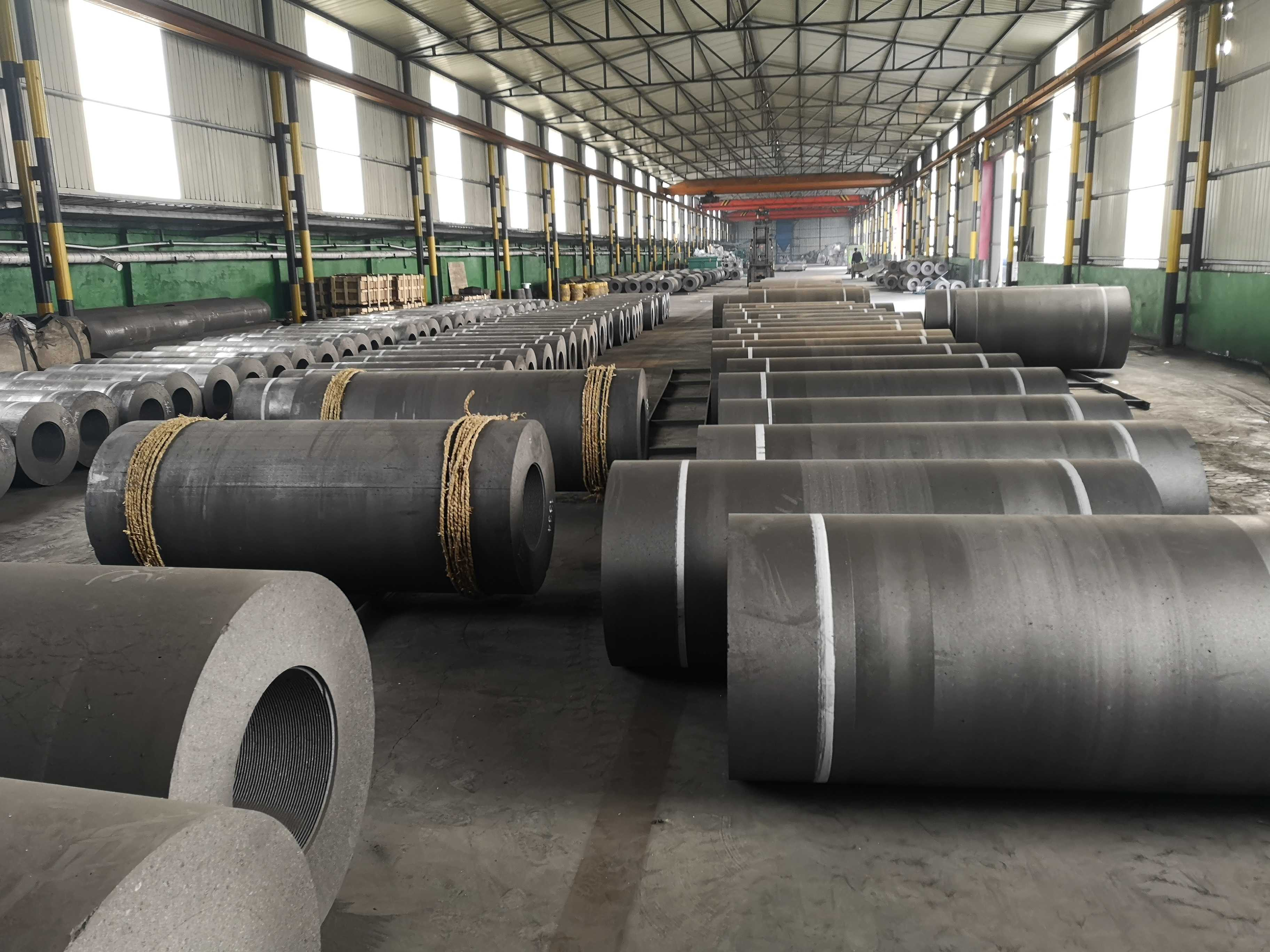 Low Consumption UHP Dia 500mm Graphite Electrode for Steel Making