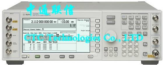 For Sale: Used Test Equipment Signal Generator Agilent E4438Cwith option 506/602/402 $10,300