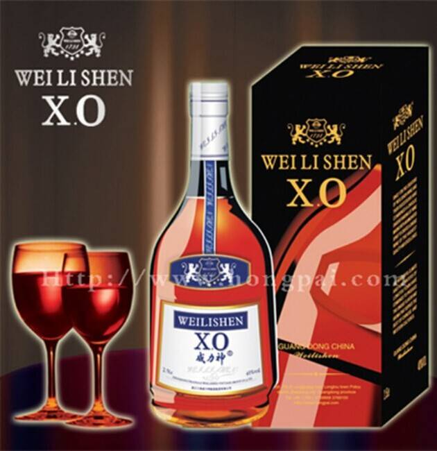 Weilishen XO wine 2500ml