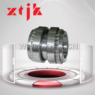 HM120848/HM120817XD DOUBLE ROWS TAPERED ROLLER BEARING RAILWAY BEARING