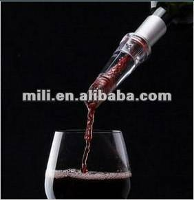 wine aerating pourer