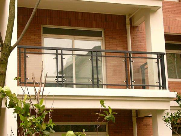 Types Designs Indoor Staircase Handrail Balcony Guardrail