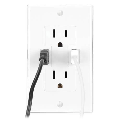 AC/USB Wall Outlet,USB Wall Outlet,AC&USB Wall Outlet,iPhone USB Wall Outlet