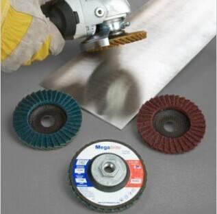 115mm Flap Discs(Ceramic, Zirconia, A/O) :
