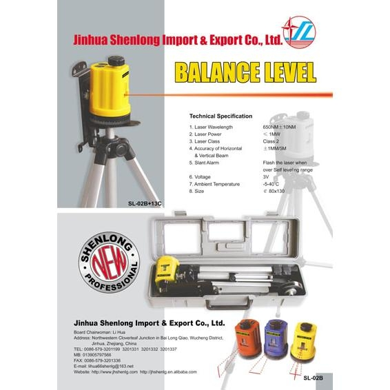 sell balance level kit SL-02B+13C