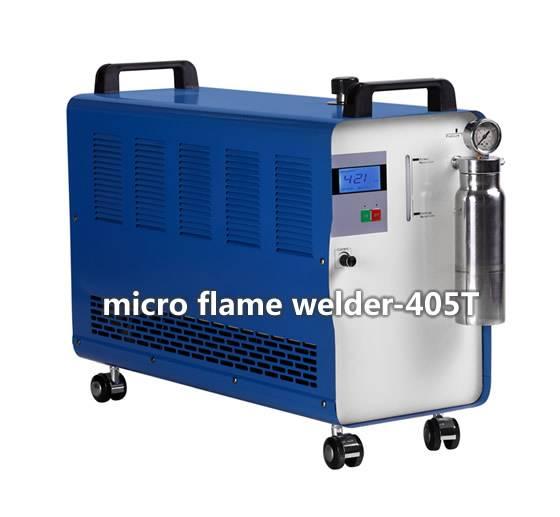 micro flame welder-oxyhydrogen gas generator-405T