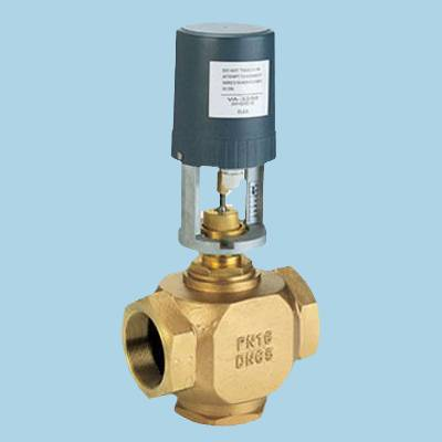 Motorized Modulating Valve