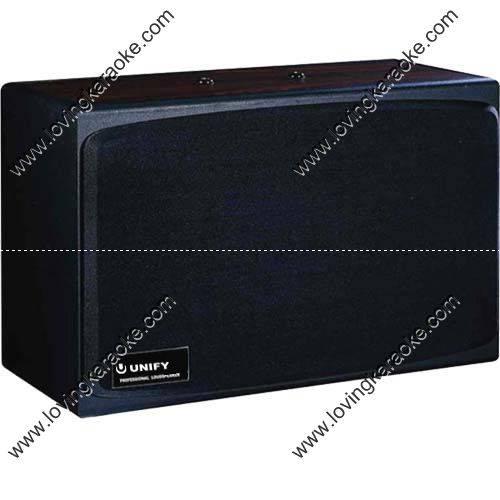 Unify WKS-EV8R 3-Way 100W 8 Karaoke Speaker