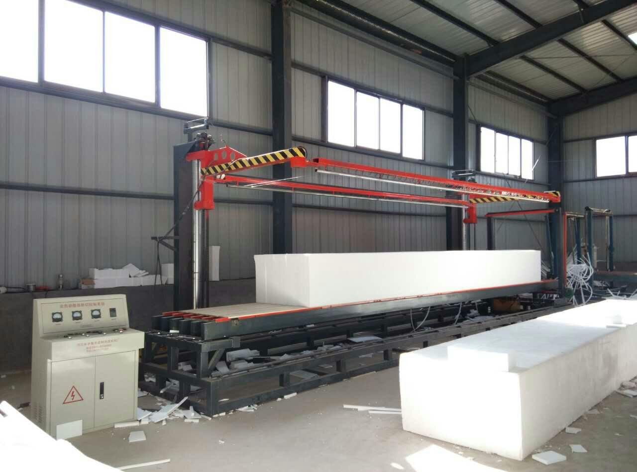 automatic cutting machine,China EPS machine, EPS foam cutter