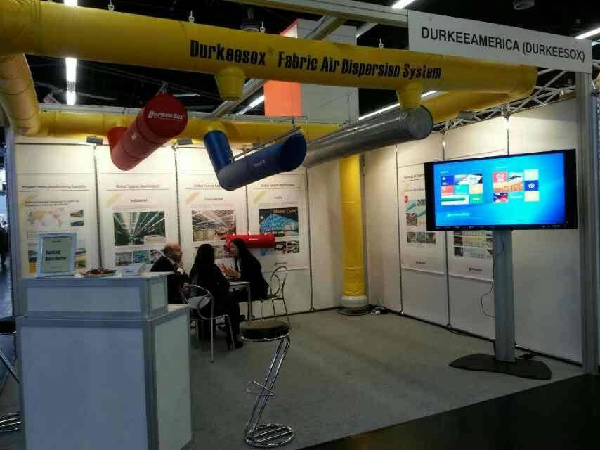 We're exhibited at the Chillventa 2014