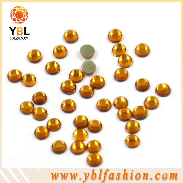 Hot-fix rhinestone for transfer design
