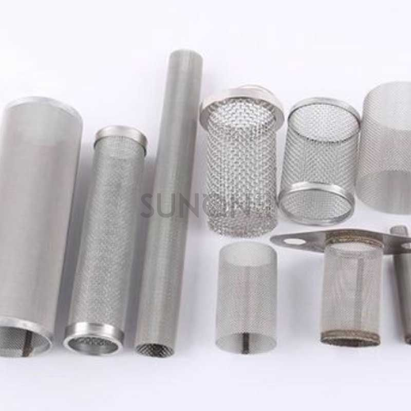 Wire Mesh Strainerscustom Wire Mesh Strainers factory Wire Mesh Strainers supplier