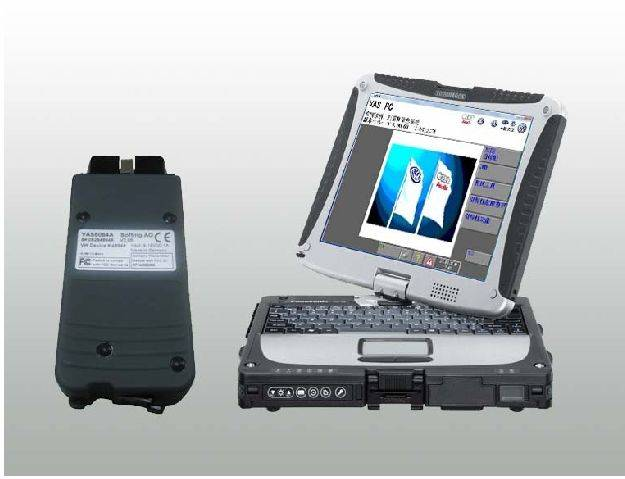 VAS5052A PC VERSION with VAS5054A wireless bluetooth communicate