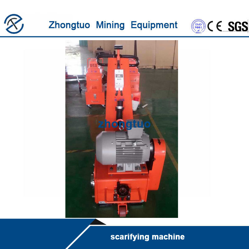 China concrete scarifier machine manufacturers