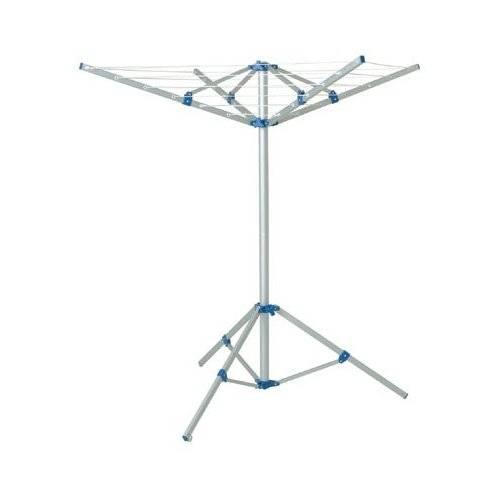 4 Arm Rotary Airer, Folding Airer , Rack,Aluminium Hander