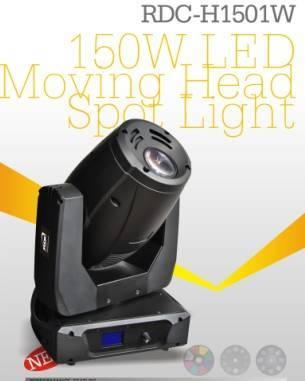 NEW 150W LED Moving Head Spot Light