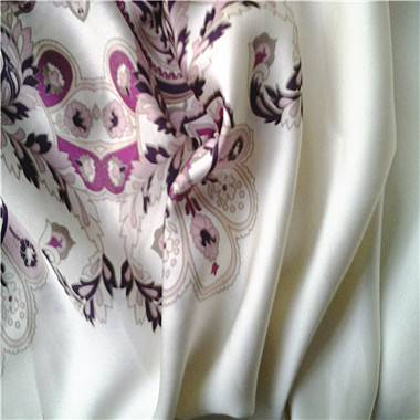 Stretch satin chiffon fabric,100% polyester